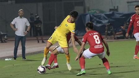 CLB TP.HCM 3-0 SLNA: Lee Nguyễn ghi bàn, TP.HCM đả bại SLNA