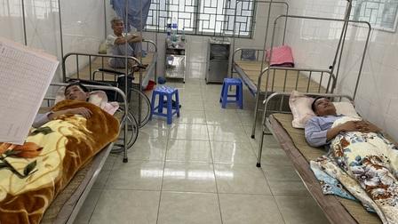 Truy bắt cặp đôi vận chuyển ma túy, 2 chiến sĩ CSGT bị thương