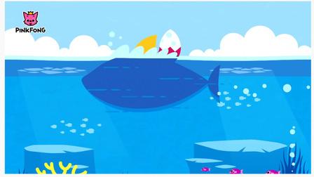 'Baby shark' chạm mốc 8,5 tỷ lượt xem, giữ vững danh hiệu MV được xem nhiều nhất Youtube