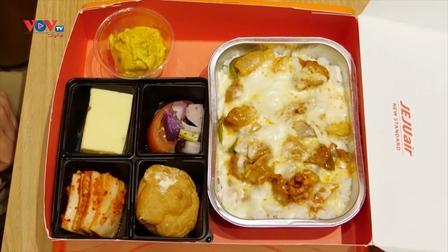 Hàn Quốc: Mô phỏng nhà hàng trên máy bay
