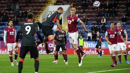 Burnley 0-3 Liverpool: The Kop chính thức trở lại Top 4