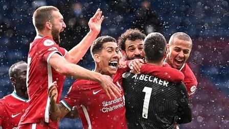 Liverpool sắp có mùa thứ 5 liên tiếp vô địch Ngoại hạng Anh về Fair Play