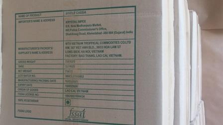 Sản phẩm quế của tỉnh Lào Cai xuất khẩu sang 9 nước
