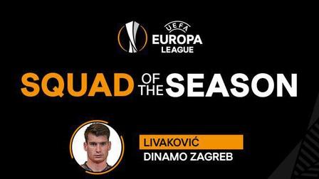 Đội hình xuất sắc nhất Europa League 2020/21: Man United chiếm 6 đại diện