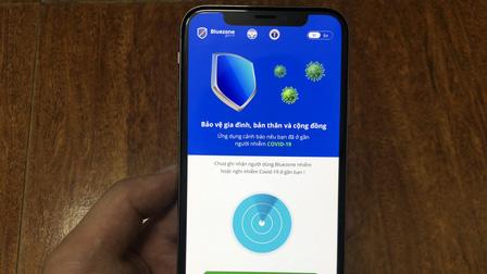 Xử phạt người dùng điện thoại thông minh không cài đặt ứng dụng phòng dịch