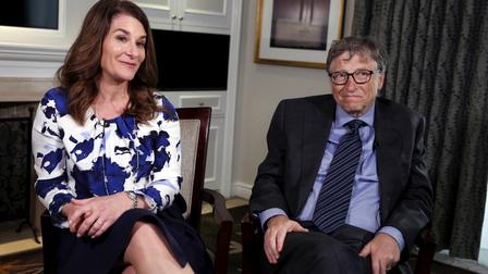 Vợ chồng tỉ phú Mỹ Bill Gates ly hôn