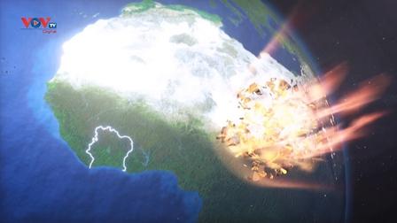 Mỹ dự báo mảnh vỡ tên lửa Trường Chinh 5B có thể rơi xuống Trái Đất vào ngày 8/5
