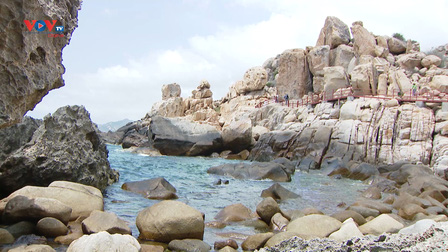 Tuyệt tác của thiên nhiên Ninh Thuận