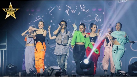 Concert 'Rap Việt All-Star' chính thức được công chiếu trên YouTube