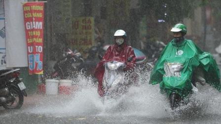 Thời tiết hôm nay: Áp thấp nhiệt đới có thể mạnh lên thành bão, khu vực Hà Nội có mưa dông