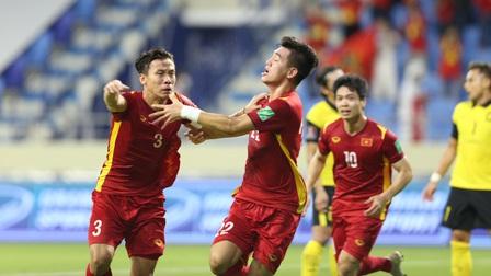 Malaysia 1-2 Việt Nam: Việt Nam tiến gần tới chiếc vé lịch sử