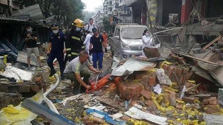 Trung Quốc: Nổ khí ga tại Hồ Bắc làm gần 50 người chết và trọng thương