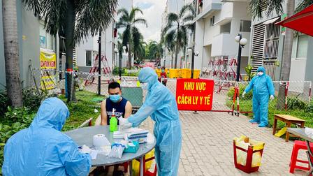 Thêm 3 ca dương tính trong cộng đồng, Bình Dương khẩn trương truy vết dập dịch