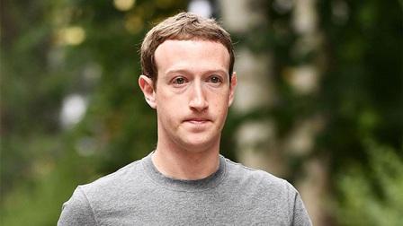 Mark Zuckerberg bị 'đá văng' khỏi danh sách CEO được yêu thích nhất 2021