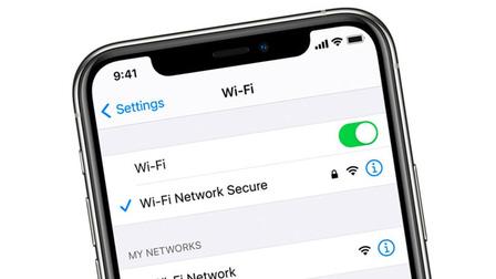 Tên kết nối mạng phức tạp có thể khiến iPhone bị vô hiệu hóa wifi