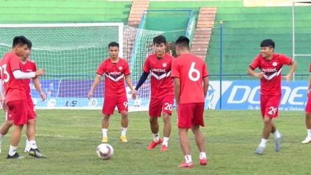 Viettel lên đường dự AFC Champions League