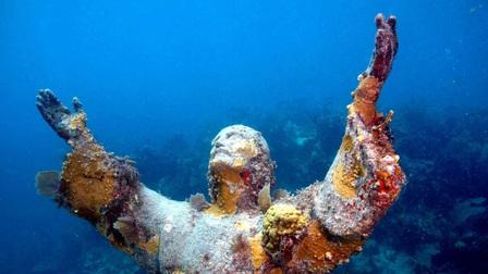 Những kỳ quan ma mị dưới lòng đại dương