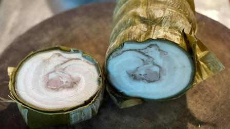 """Lạ miệng đặc sản """"giải ngấy"""" làm từ thịt nguyên tảng ở Thái Bình"""
