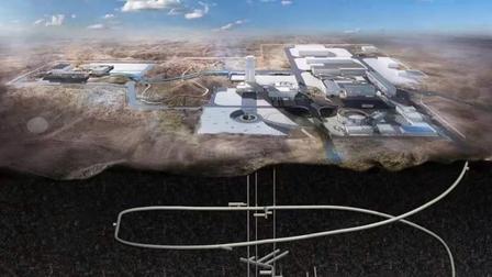 Trung Quốc thử nghiệm chôn rác thải hạt nhân tại sa mạc