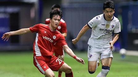 Viettel 0-1 Ulsan Hyundai: Đánh rơi trận hòa lịch sử