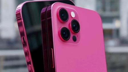 iPhone 13 màu hồng bất ngờ xuất hiện trên mạng xã hội