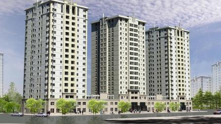 Bộ Xây dựng cho phép xây căn hộ 25m2