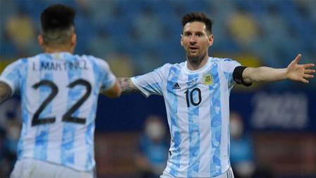Argentina vs Brazil sẽ cứu vãn cho Copa America 2021 siêu nhàm chán