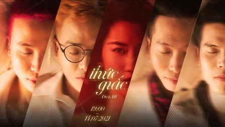 Thúy Ngân là nàng thơ của Da LAB trong MV 'Thức giấc'