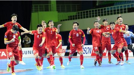 FIFA Futsal World Cup 2021: ĐT Futsal Việt Nam hội quân sớm hơn dự kiến