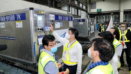 Nhật Bản tiếp tục viện trợ cho Việt Nam thêm 1 triệu liều vaccine COVID-19