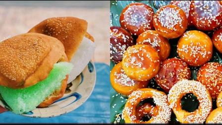 Ẩm thực Việt: Bánh còn có cặp có đôi quấn quýt bên nhau nhưng chúng ta thì vẫn ế