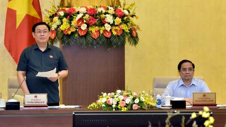 Chủ tịch Quốc hội: Bảo đảm tối đa các điều kiện tổ chức Kỳ họp an toàn, hiệu quả