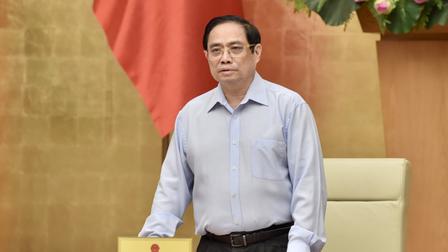 Thủ tướng Chính phủ yêu cầu các Bộ thành lập 'Tổ công tác đặc biệt' chống Covid-19