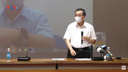 Hà Nội áp dụng các biện pháp cấp bách phòng chống dịch COVID-19 từ 0h ngày 19/7