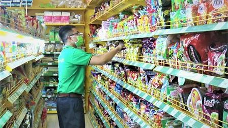 Lượng hàng hóa bổ sung cho TP. Hồ Chí Minh tăng gấp 3-5 lần