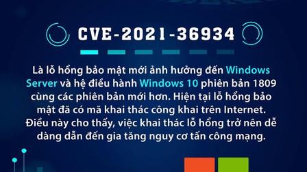 Cảnh báo nguy cơ tấn công mạng do lỗ hổng mới trong Windows Server 2019 và Windows 10
