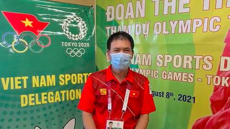 Thở phào với tình hình ăn uống của Đoàn Thể thao Việt Nam ở Làng vận động viên