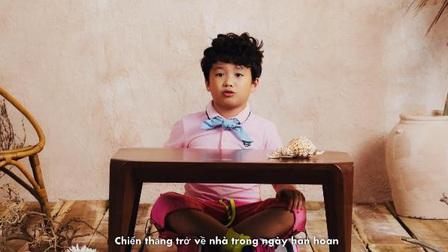"""Phòng dịch theo cách """"siêu đáng yêu"""" như chàng Raper nhí Piggy Nam Anh"""