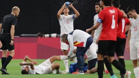 U23 Tây Ban Nha 0-0 U23 Ai Cập: 'Bò tót' ra quân nhạt nhòa