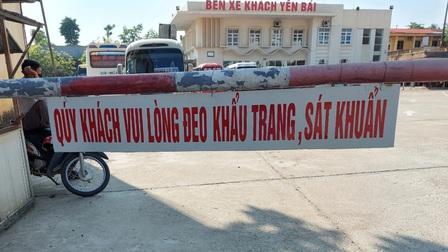 Dừng 2 ngày vận tải hành khách tuyến Yên Bái - Hà Nội và ngược lại