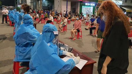 Ngày 23/7, Việt Nam có 7.307 ca mắc COVID-19, TP.HCM 4.913 ca