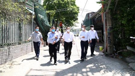 Chủ tịch Hà Nội kêu gọi toàn dân khai báo y tế để kiểm soát hiệu quả dịch Covid-19, bảo vệ an toàn cho Thủ đô