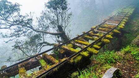 12 tàn tích bỏ hoang buộc người xem suy ngẫm về quá khứ