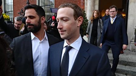 Chi phí bảo vệ 'trùm cuối' của Facebook gấp 15 lần người giàu nhất thế giới