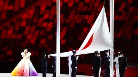 Lễ khai mạc Olympic Tokyo đơn giản nhưng đầy ý nghĩa
