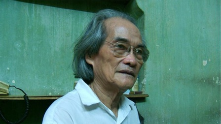 Nhà văn Sơn Tùng - tác giả tiểu thuyết 'Búp sen xanh' qua đời ở tuổi 93