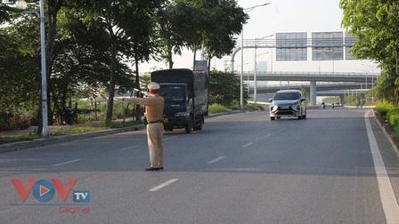 Hà Nội: Công bố luồng xanh giao thông kết nối với luồng xanh quốc gia