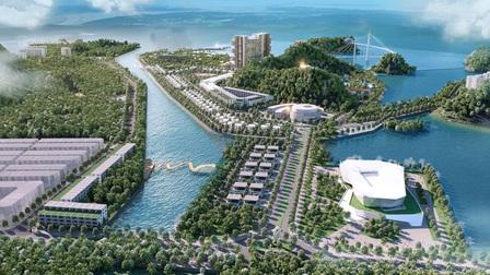 Quảng Ninh, mô hình chuyển đổi kinh tế từ 'nâu' sang 'xanh' tại Cụm cảng Km6 Quang Hanh