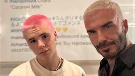 Cha con Beckham gặp rắc rối với cảnh sát