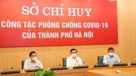 Hà Nội: Sự ủng hộ và chấp hành nghiêm của nhân dân là nguồn động viên to lớn